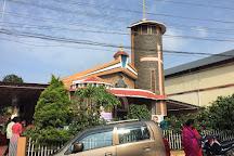 Our Lady of Lourde's Roman Catholic Latin Church, Thekkady, India