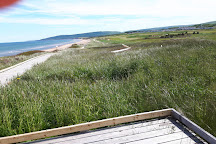 Inverness Beach Boardwalk, Inverness, Canada