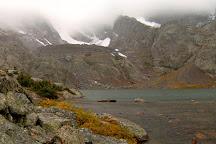 Sky Pond, Rocky Mountain National Park, United States