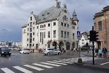 Jugendstilsenteret and Kunstmuseet Kube, Alesund, Norway