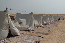 Ras Mohamed Camping, Sharm El Sheikh, Egypt