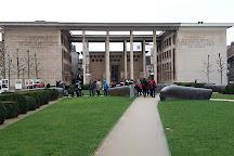 Musee National de la Resistance, Esch-sur-Alzette, Luxembourg