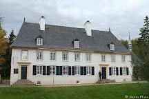 Mauvide-Genest Manor, Saint-Jean-de-l'ile-d'Orleans, Canada