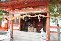 Ukiha Inari Shrine, Ukiha, Japan