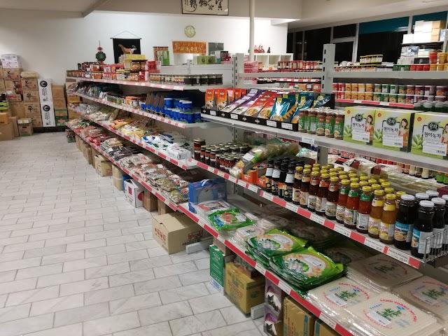 Asien Supermarked