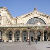 Железнодорожная станция  Paris l'Est