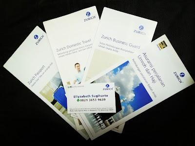 Zurich Insurance Indonesia Pt Jakarta 62 21 57936770
