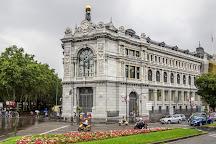 Banco de Espana, Madrid, Spain