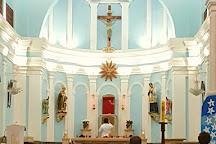 Igreja Sao Goncalo do Porto, Cuiaba, Brazil