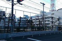 Osaka Minamioe Elementary School Monument, Chuo, Japan
