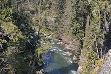 Cheakamus River, Whistler, Canada
