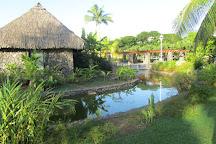 Paofai Gardens, Papeete, French Polynesia