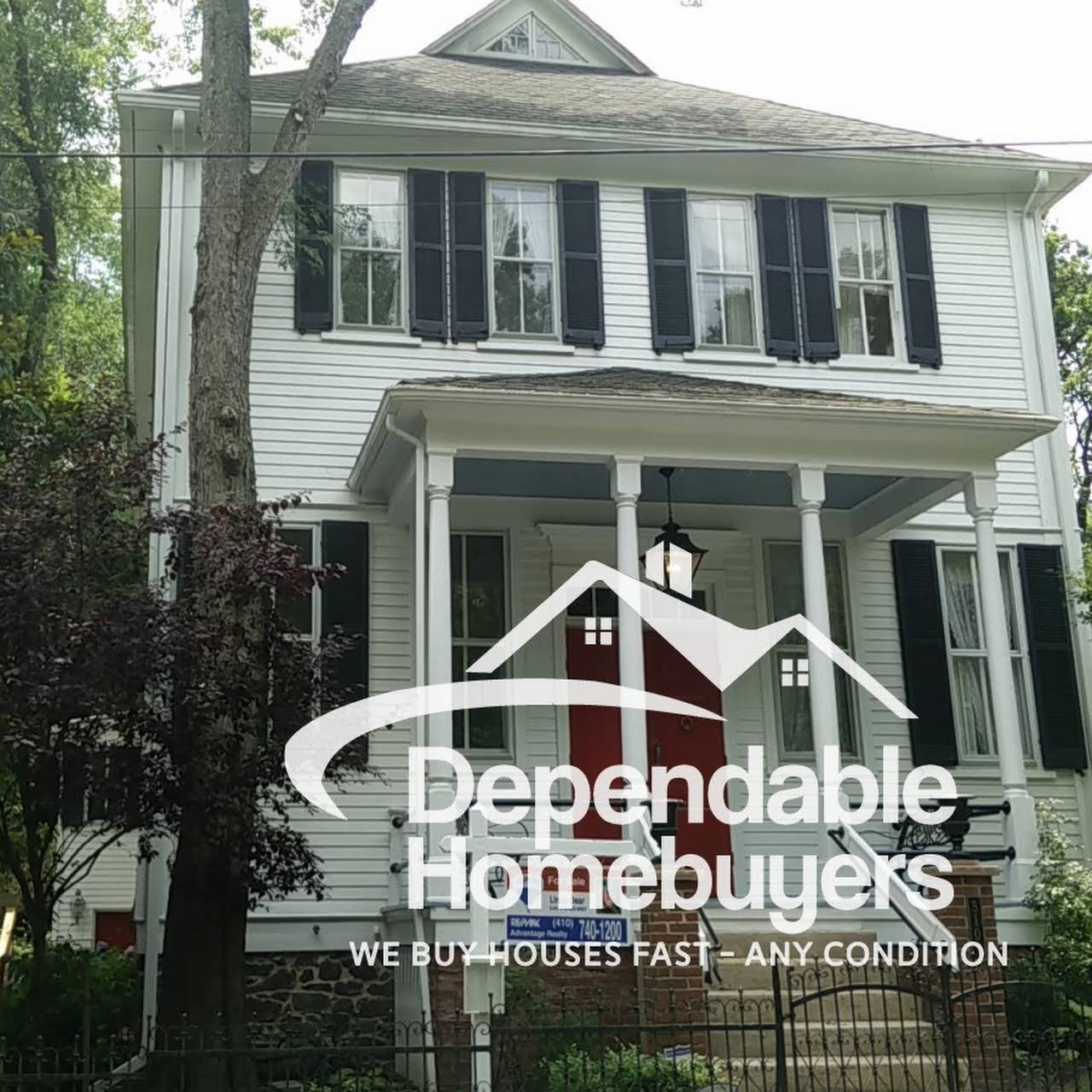 we buy houses Highlandtown