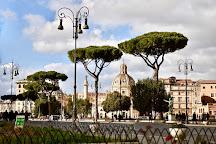 Colonna di Foca, Rome, Italy