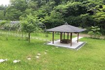 Esashi-Fuijiwara Heritage Park, Oshu, Japan