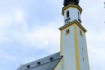 Pfarrkirche St. Gilgen, St Gilgen, Austria