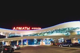 Аэропорт   Almaty Airport