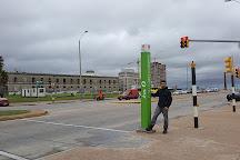 La escollera, Montevideo, Uruguay