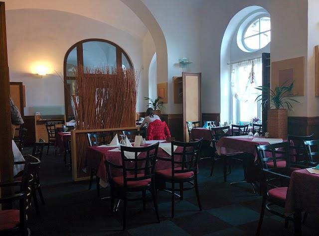 Restaurace L´Eau Vive