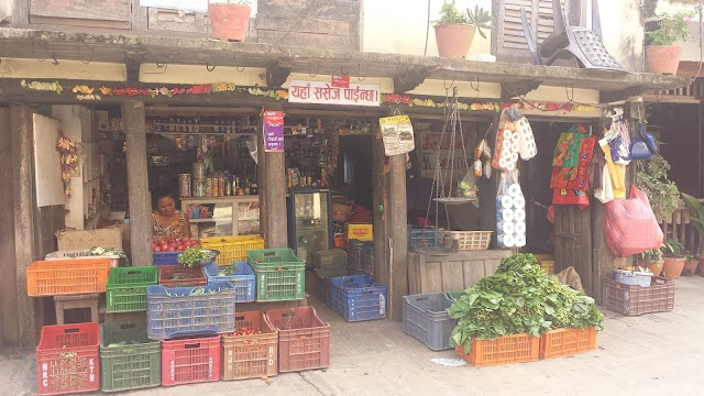 Bandipur bazar