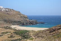 Fokos Beach, Mykonos, Greece
