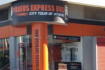 Piraeus Express Bus, Piraeus, Greece