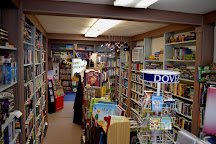 The Learned Owl Book Shop, Hudson, United States