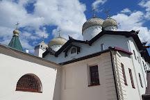 Church of St. Philip the Apostle and St. Nicholas, Veliky Novgorod, Russia