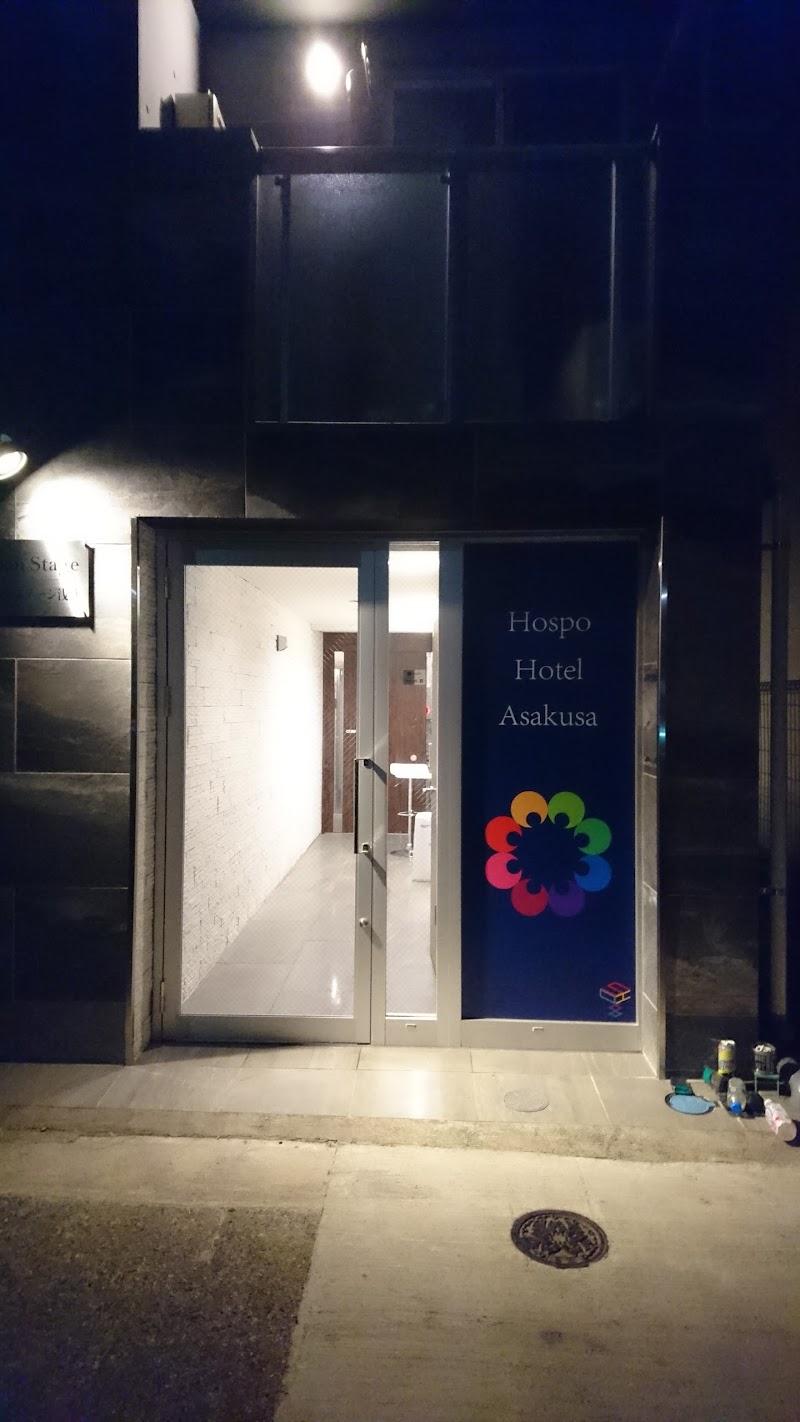 Hospo Hotel Asakusa