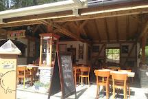 Bisse Saviese Torrent-Neuf, Chandolin, Switzerland