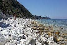 Spiaggia Di Sottobomba, Portoferraio, Italy