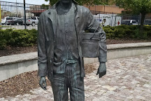 Miner's Memorial in Immigrant Park, Pittsburg, United States