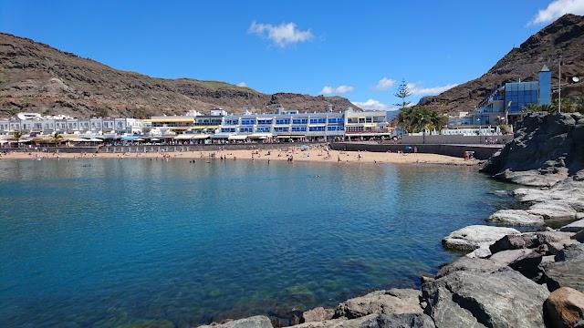 Restaurante Playa de Mogan