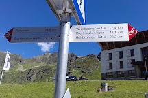 Silvretta-Stausee, Gaschurn, Austria