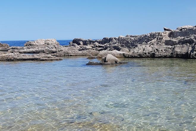 Cala San Nicola, Isola di Favignana, Italy