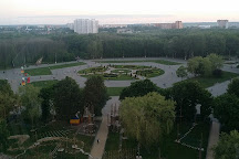 Central Park of Culture and Rest. PP Belousov, Tula, Russia
