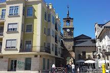 Torre del Reloj, Ponferrada, Spain