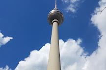 Berlin Tourist Info, Berlin, Germany