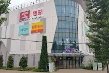 Diver City Tokyo Plaza, Koto, Japan