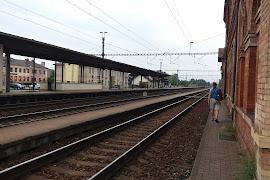 Железнодорожная станция  Suchdol Nad Odrou