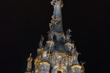 Holy Trinity Column, Olomouc, Czech Republic