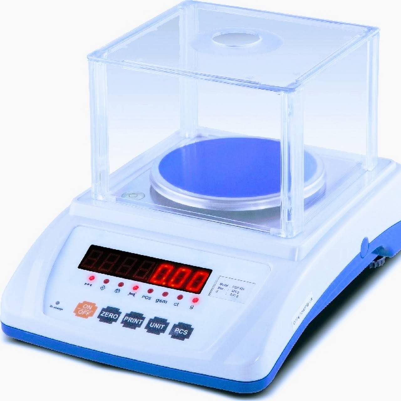Poonawala Weighing Scale - Industrial and Commercial