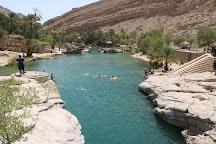 Wadi Bani Khalid, Muscat, Oman