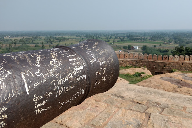 Visit Thirumayam Fort on your trip to Pudukkottai or India