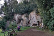 Parco naturale regionale dell'antichissima citta di Sutri, Sutri, Italy