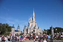 Cinderella Castle, Orlando, United States