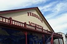 Ferndale Museum, Ferndale, United States
