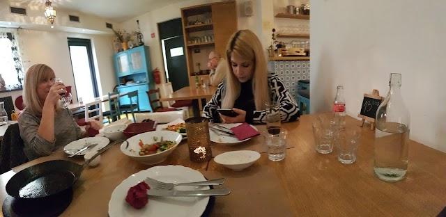 Arabska Kuhinja v Ljubljani