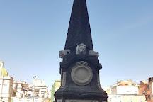 Piazza Mercato, Naples, Italy