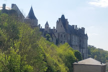 Chateau of Chateaudun, Chateaudun, France